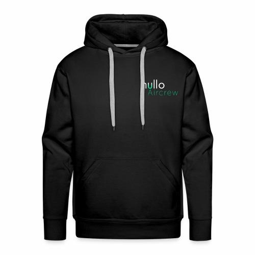 hullo Aircrew Dark - Men's Premium Hoodie