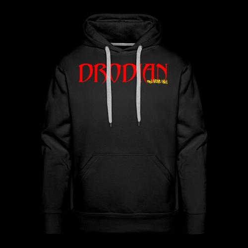 DRODIAN RBO RAYGUN - Men's Premium Hoodie