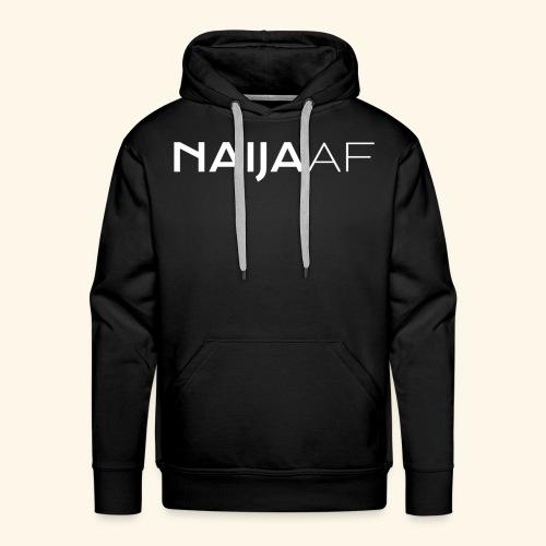 naija-af - Men's Premium Hoodie