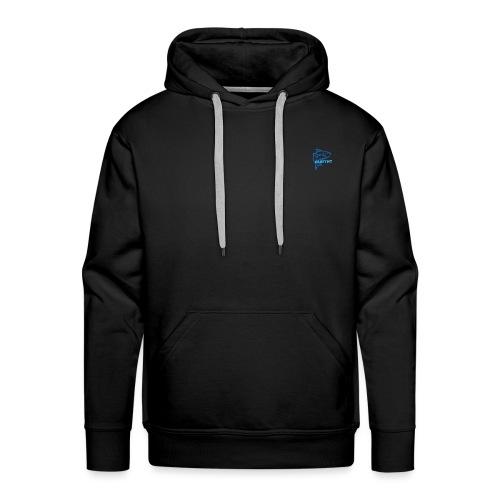 CraftLight logo - Mannen Premium hoodie