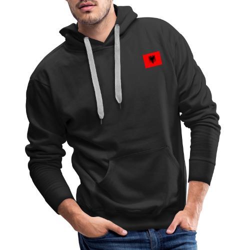 Albanien - Männer Premium Hoodie