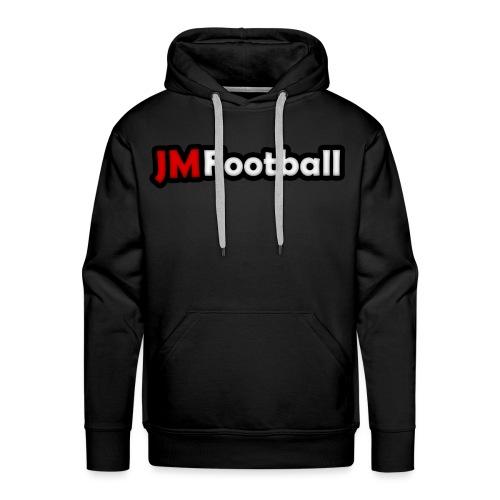 JMFootball Classic Hoodie - Men's Premium Hoodie