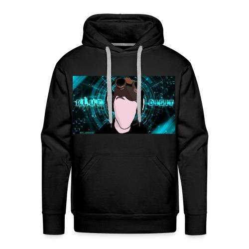 BlueDigit Sweatshirt - Men's Premium Hoodie