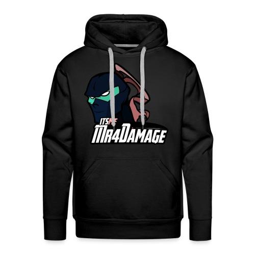 ItsMeMr4Damage - Mannen Premium hoodie