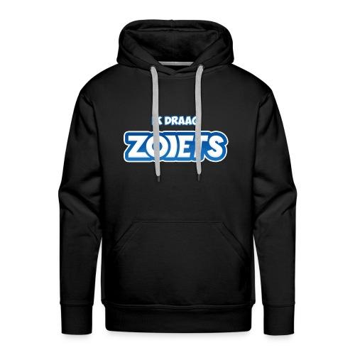 Ik draag Zoiets - Mannen Premium hoodie