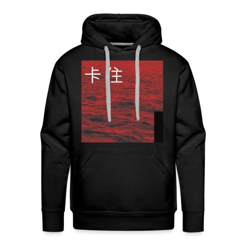 Stuck - Mannen Premium hoodie