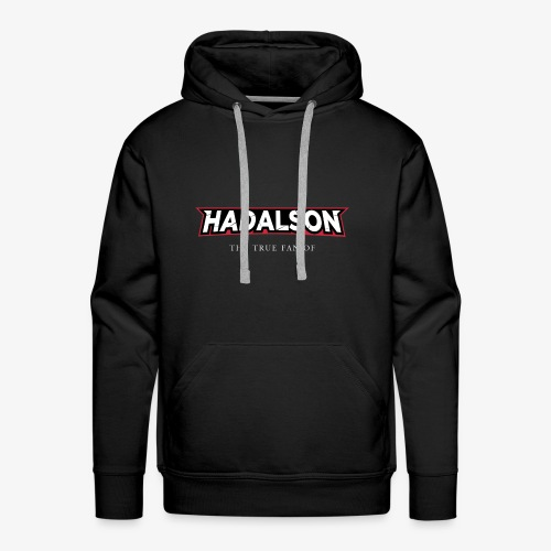 The True Fan Of Hadalson - Men's Premium Hoodie
