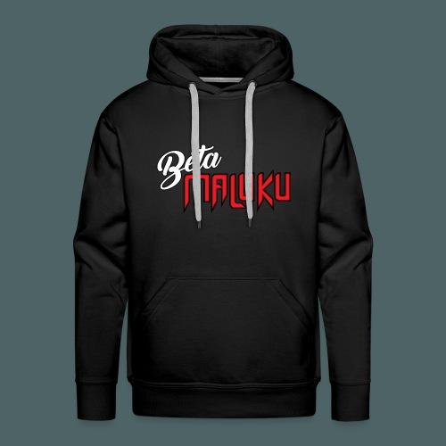 Beta Maluku - Mannen Premium hoodie