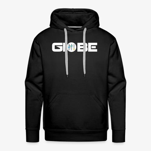 Official Merchandise Of GIOBE - Felpa con cappuccio premium da uomo
