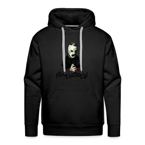 T-shirt - Corey taylor - Felpa con cappuccio premium da uomo