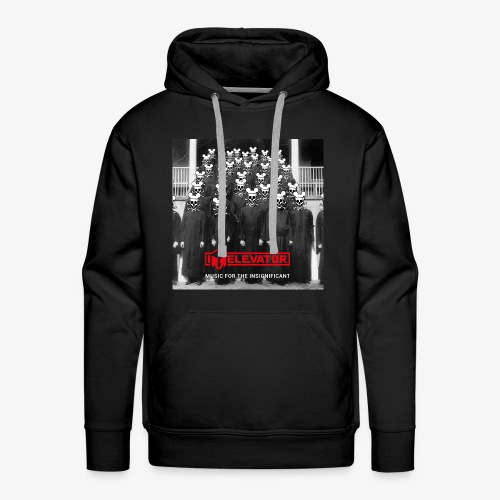 Music for the Insignificant - Mannen Premium hoodie
