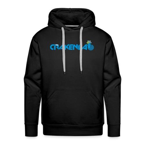 Crakenlab - Sudadera con capucha premium para hombre