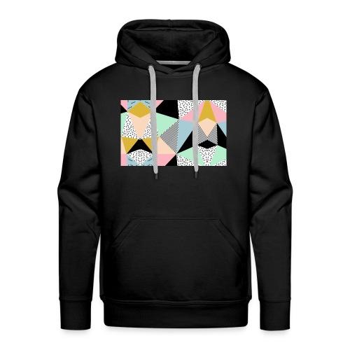 cool en cute - Mannen Premium hoodie