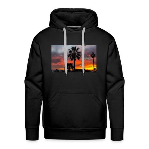 Palma - Felpa con cappuccio premium da uomo