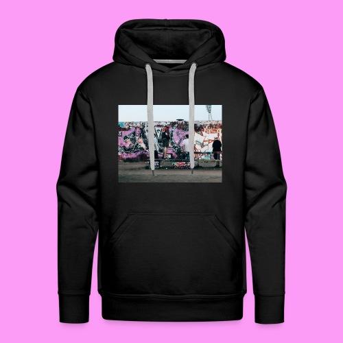 Gangs in Mauerpark - Sudadera con capucha premium para hombre