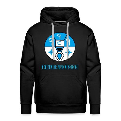 merchandice blue copy - Men's Premium Hoodie