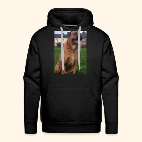 Big Dog tee - Men's Premium Hoodie