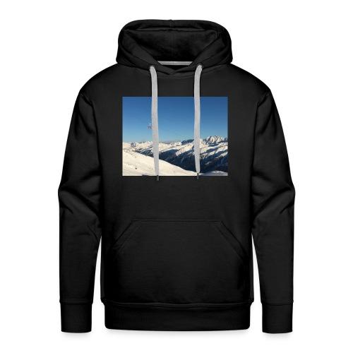 bergen - Mannen Premium hoodie