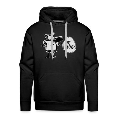 eat_bread - Mannen Premium hoodie