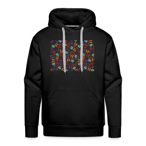 Bollenstreek_background-0 - Mannen Premium hoodie