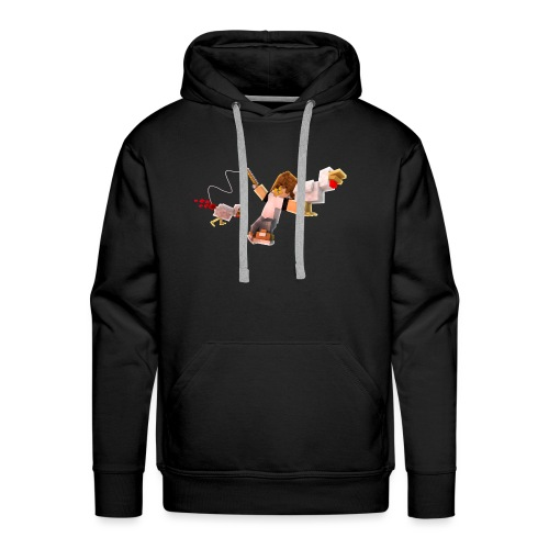 OMMIC_c_0001 - Männer Premium Hoodie