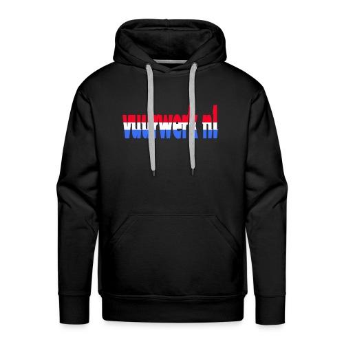 vuurwerk nl fan kleding - Mannen Premium hoodie
