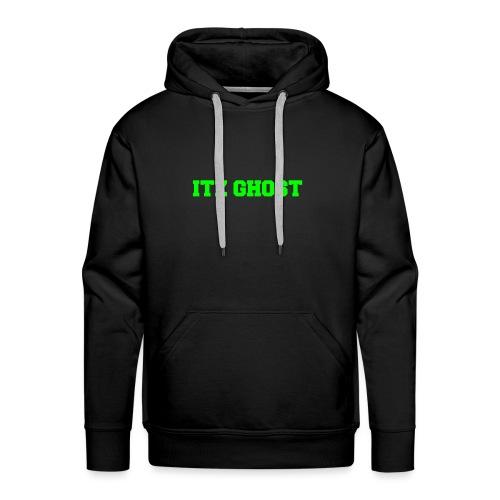 ITZ GHOST - Men's Premium Hoodie