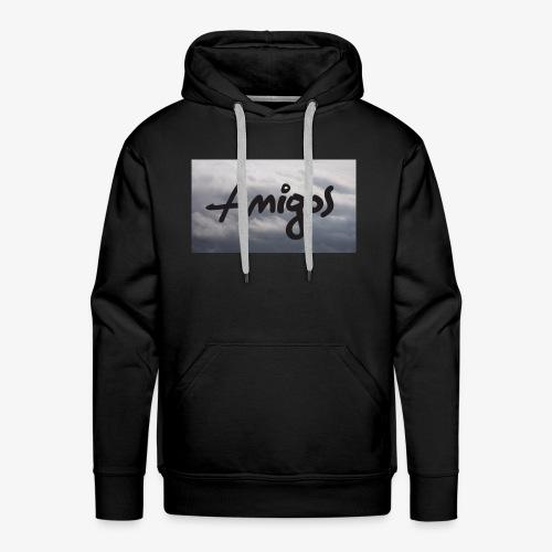 NEW AmigoBro Logo - Men's Premium Hoodie