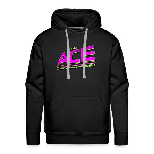 The ACE Atomic Cinema Experiment - Men's Premium Hoodie