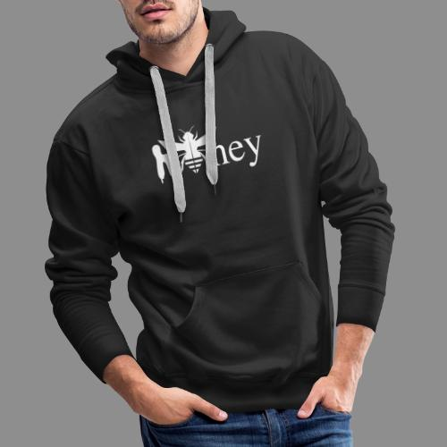 Honey (White version) - Men's Premium Hoodie