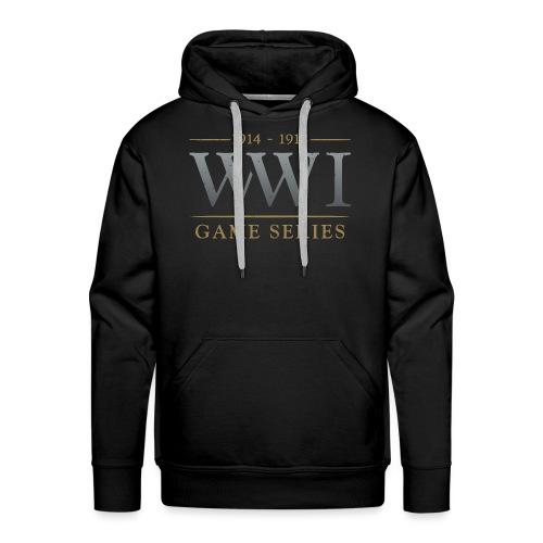 WW1 Game Series Logo - Mannen Premium hoodie