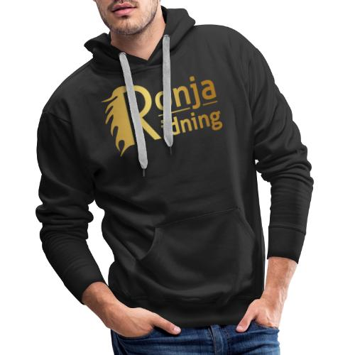Ronja Ridning - Herre Premium hættetrøje