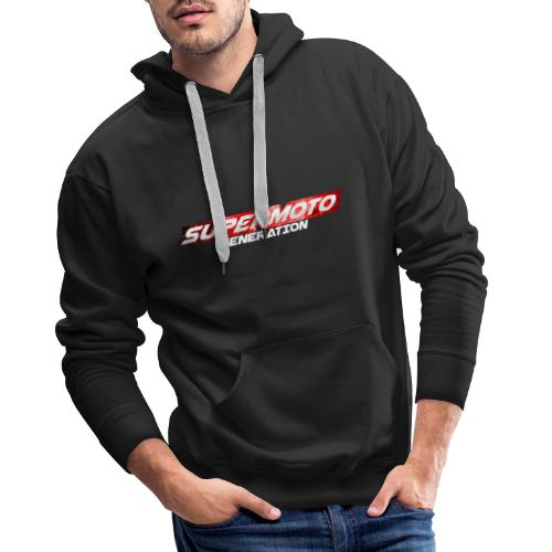 Supermoto Generation Hoodie - Männer Premium Hoodie