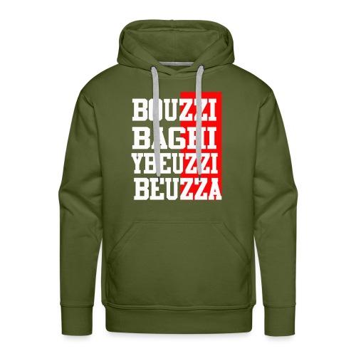 Bouzzi - Sweat-shirt à capuche Premium pour hommes