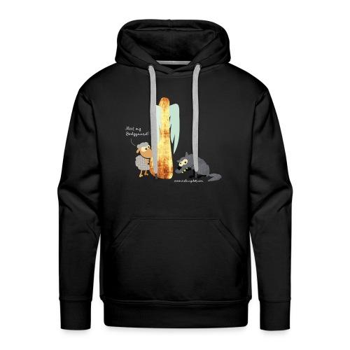 T-shirt schapen - Mannen Premium hoodie