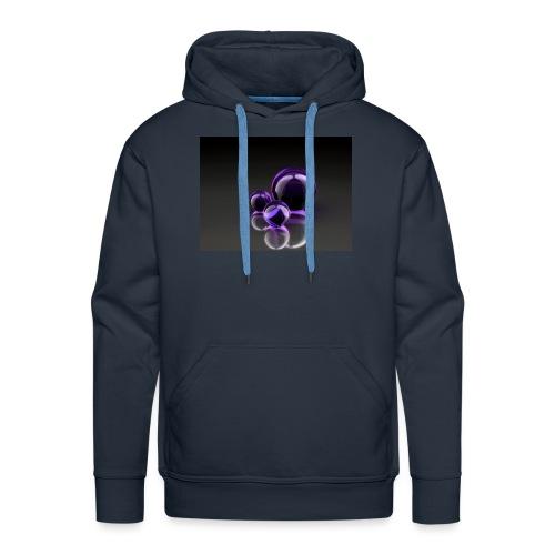 Purple Balls - Männer Premium Hoodie