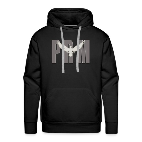PRM AILE - Sweat-shirt à capuche Premium pour hommes