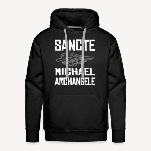 SANCTE MICHAEL ARCHANGELE - Men's Premium Hoodie