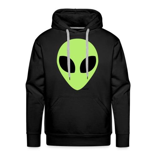 alien - Mannen Premium hoodie