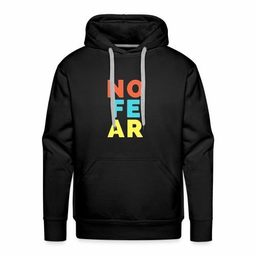 RS 6 NOFEAR - Sudadera con capucha premium para hombre
