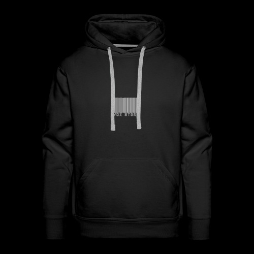 Vox' - Sweat-shirt à capuche Premium pour hommes