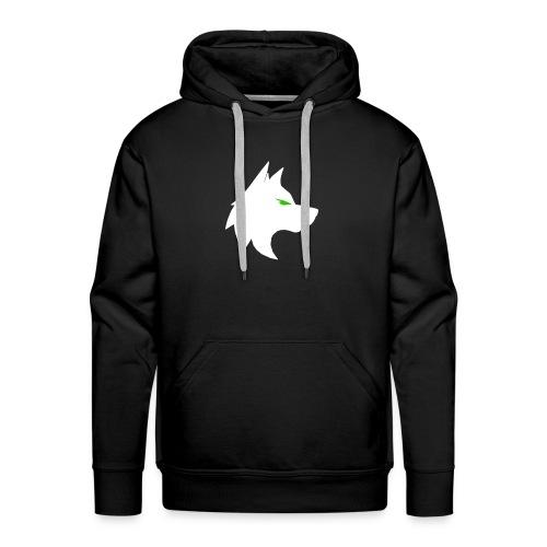 wolf png - Men's Premium Hoodie