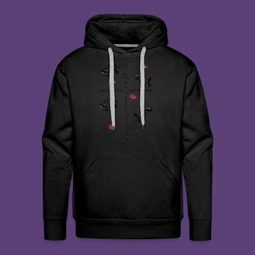 name_aint_barbie - Mannen Premium hoodie