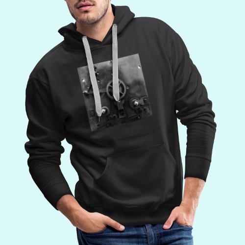 Le coffre - Sweat-shirt à capuche Premium pour hommes