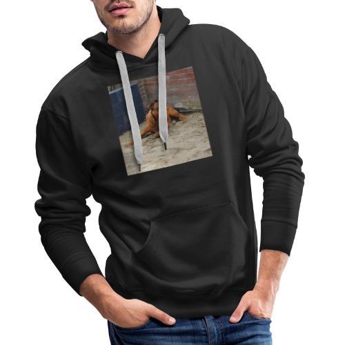 Honden - Mannen Premium hoodie