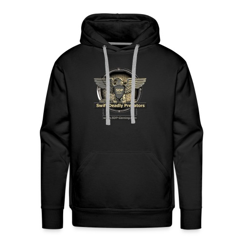 SDP-Gaming.com - Recruiter Shirts - Mannen Premium hoodie