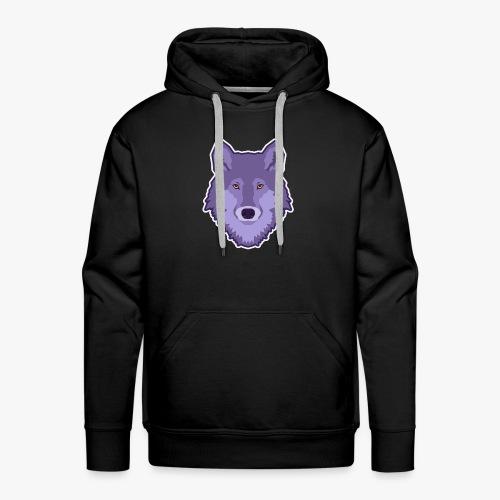 Spirit Wolf - Herre Premium hættetrøje