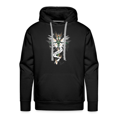 Dragon Sword - Eternity - Drachenschwert - Männer Premium Hoodie