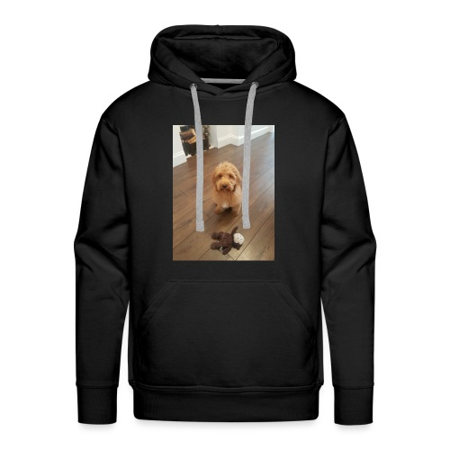 Teddy boy is here come and buy this - Men's Premium Hoodie