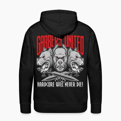 Gabbers United - Men's Premium Hoodie
